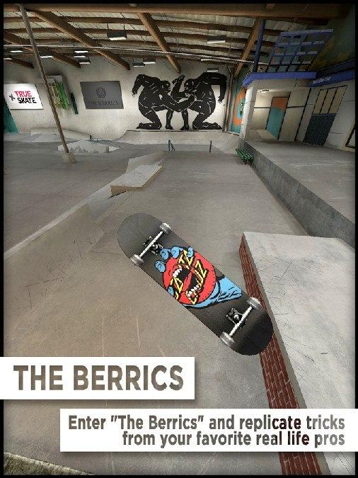 True Skate APK MOD imagen 4