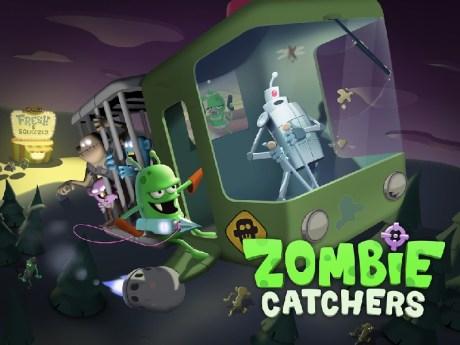 Zombie Catchers APK MOD imagen 1