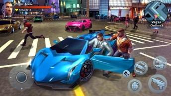 Auto Theft Gangsters APK MOD imagen 1