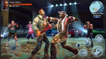 Auto Theft Gangsters APK MOD imagen 4