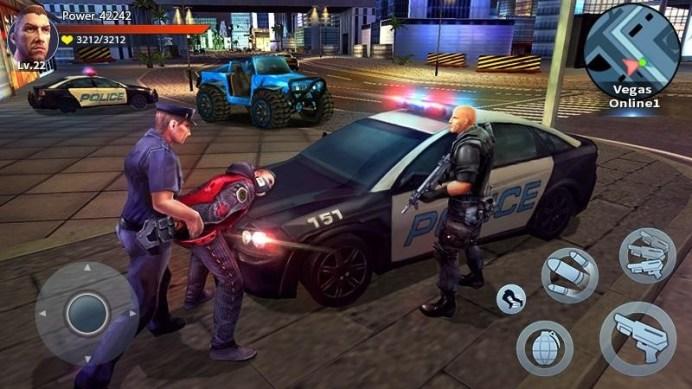 Auto Theft Gangsters APK MOD imagen 5