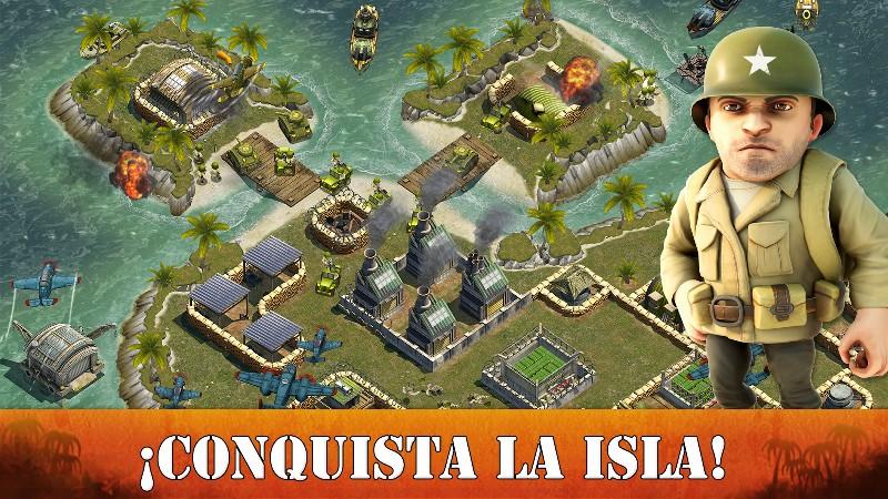 Battle Islands APK MOD imagen 2
