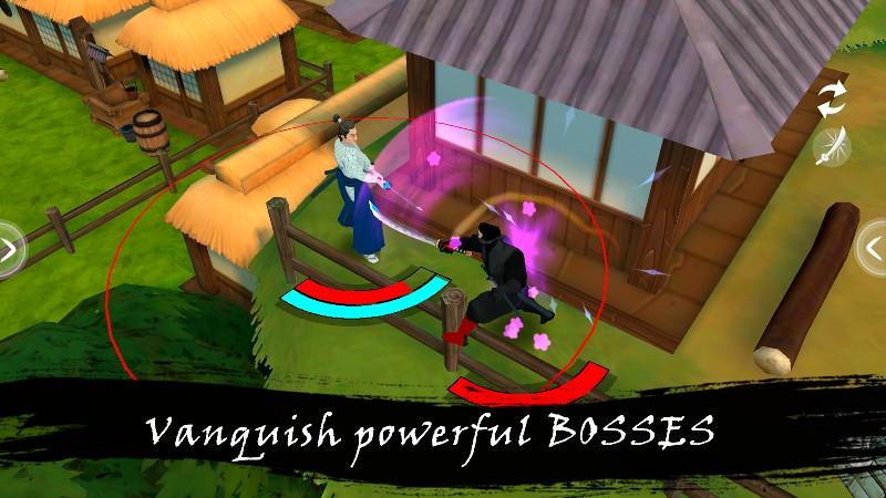 Bushido Saga APK MOD imagen 3