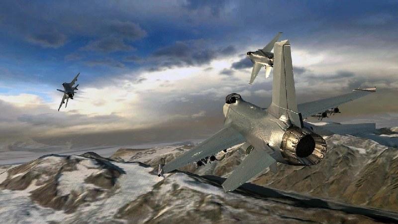 Call of Infinite Air Warfare APK MOD imagen 3