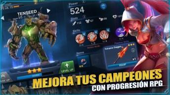 Champions Destiny APK MOD imagen 3