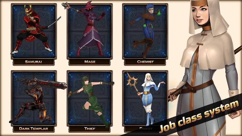 Chrono Clash APK MOD imagen 4