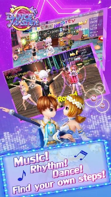 Dance Master APK MOD imagen 2