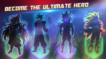 Dragon Shadow Battle 2 Legend: Super Hero Warriors imagen 1