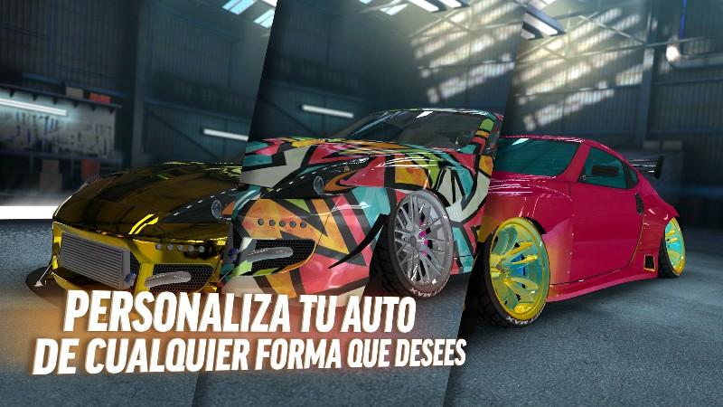 Drift Max Pro - Car Drifting Game APK MOD imagen 4