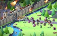 Game of Warriors APK MOD imagen 1