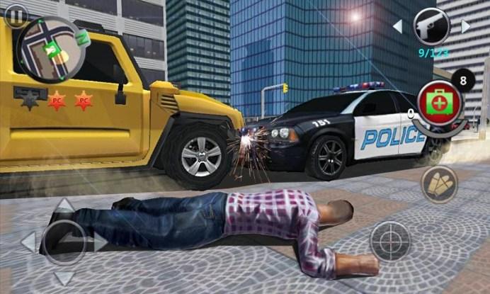 Grand Gangsters 3D APK MOD imagen 5