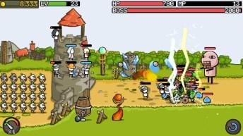 Grow Castle APK MOD imagen 2