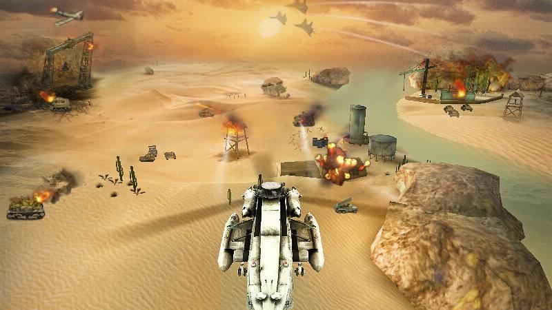 Gunship Strike 3D APK MOD imagen 1