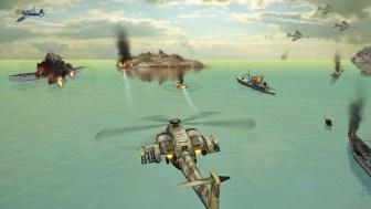 Gunship Strike 3D APK MOD imagen 2