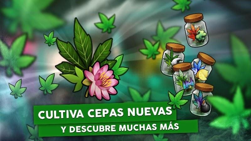 Hempire - Weed Growing Game APK MOD imagen 2