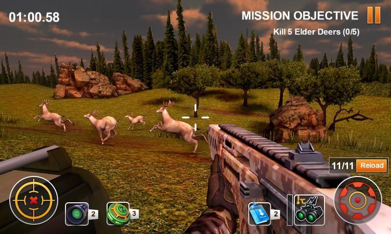 Hunting Safari 3D APK MOD imagen 1