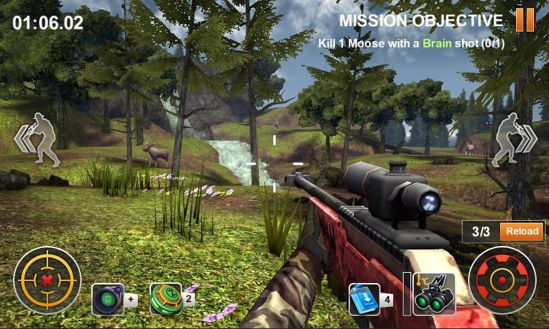 Hunting Safari 3D APK MOD imagen 3
