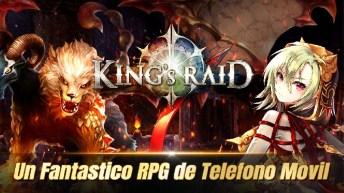 King's Raid APK MOD imagen 1