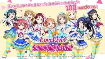 LoveLive! School idol festival APK MOD imagen 1