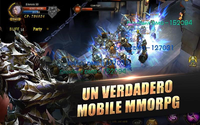 MU Origin APK MOD imagen 2