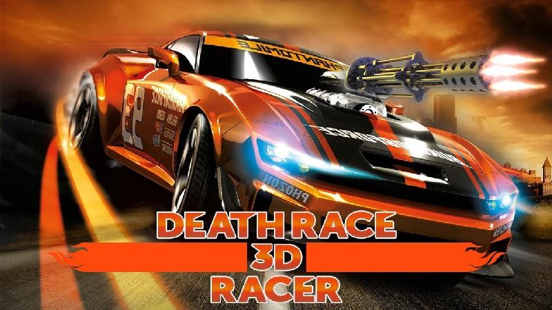 Mad Death Race: Max Road Rage APK MOD imagen 1