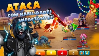 Monster Legends - RPG APK MOD imagen 2