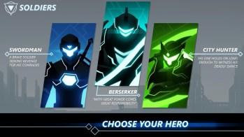 Overdrive - Ninja Shadow Revenge APK MOD imagen 2