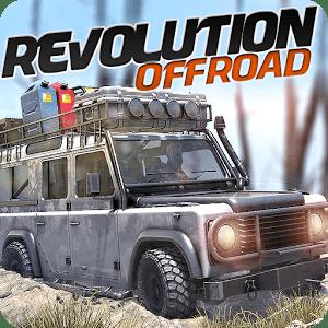 Revolution Offroad Spin Simulation APK MOD