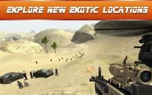 Sniper Ops - 3D Shooting Game APK MOD imagen 3