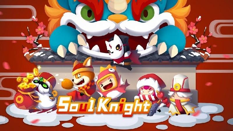 Soul Knight APK MOD imagen 1