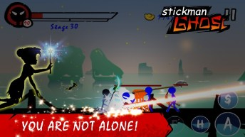 Stickman Ghost Ninja Warrior APK MOD imagen 3