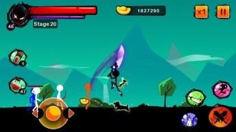Stickman Ghost: Ninja Warrior APK MOD imagen 4
