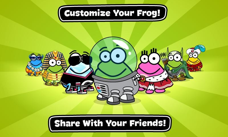 Tap the Frog Doodle APK MOD imagen 5