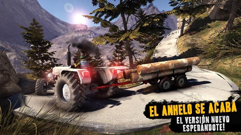 Truck Evolution: Offroad 2 APK MOD imagen 3