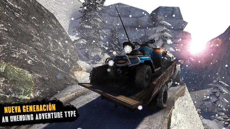 Truck Evolution: Offroad 2 APK MOD imagen 4