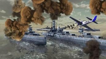 World Warships Combat APK MOD imagen 2