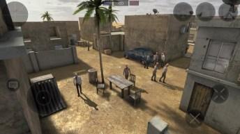Zombie Combat Simulator APK MOD imagen 2