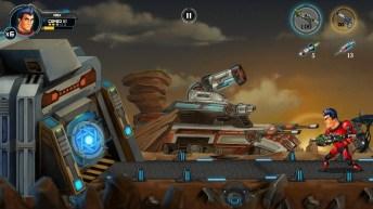 Alpha Guns 2 APK MOD imagen 3