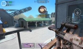 Crime Revolt - 3D Online Shooter APK MOD imagen 2
