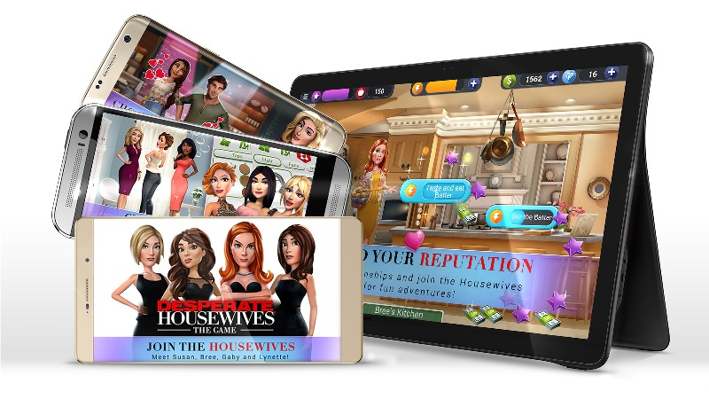 Desperate Housewives The Game APK MOD imagen 5