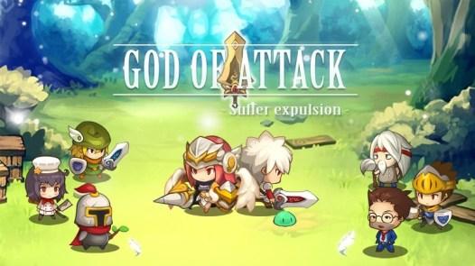 God of Attack APK MOD imagen 5