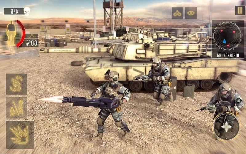 Gunner Battle City APK MOD imagen 4