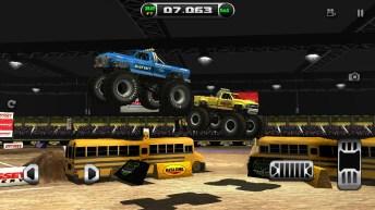 Monster Truck Destruction APK MOD imagen 4