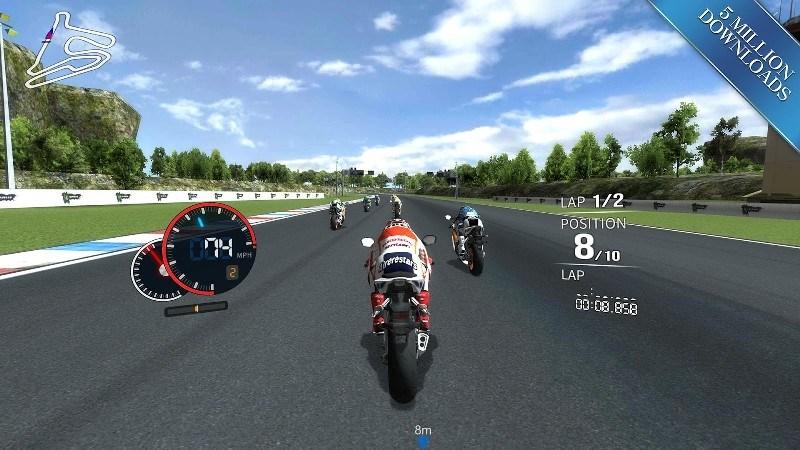 Real Moto APK MOD imagen 2