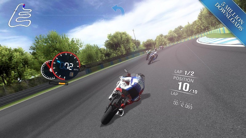 Real Moto APK MOD imagen 3