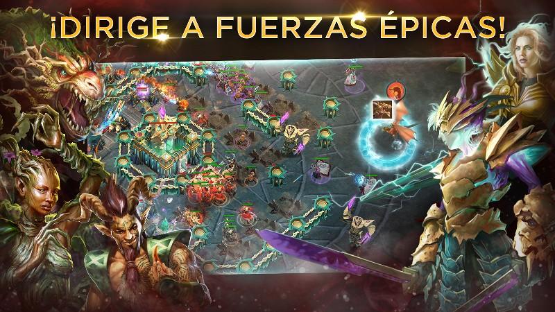 Rival Kingdoms APK MOD imagen 1