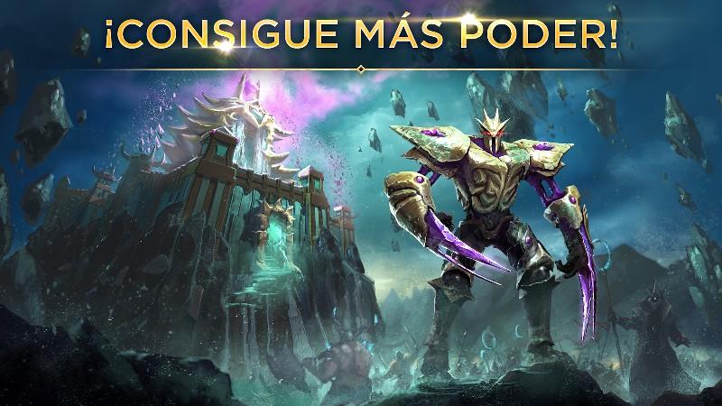 Rival Kingdoms APK MOD imagen 2