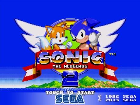 Sonic The Hedgehog 2 Classic APK MOD imagen 1