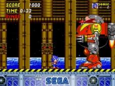 Sonic The Hedgehog 2 Classic APK MOD imagen 2