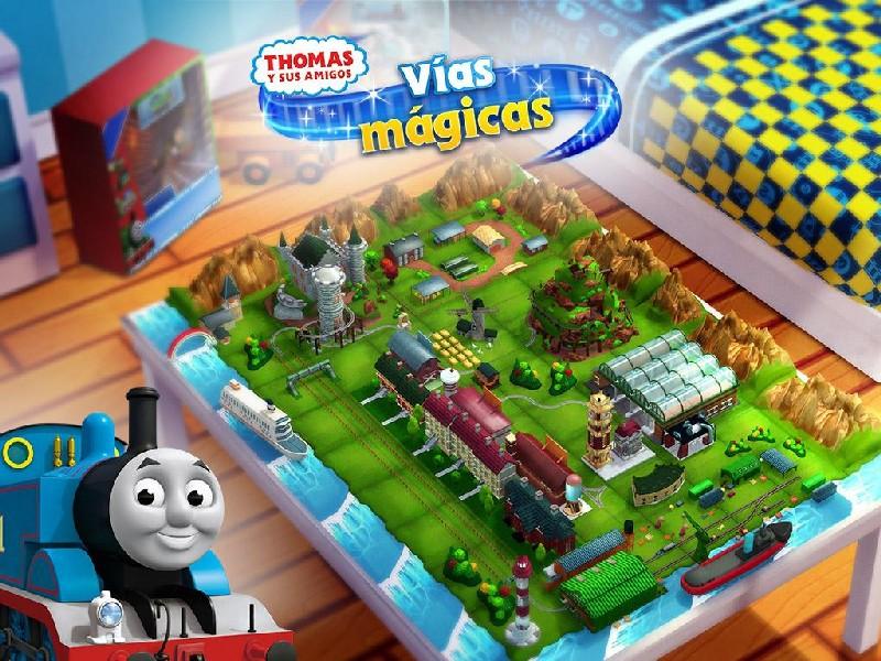 Thomas & Friends Magic Tracks APK MOD imagen 1